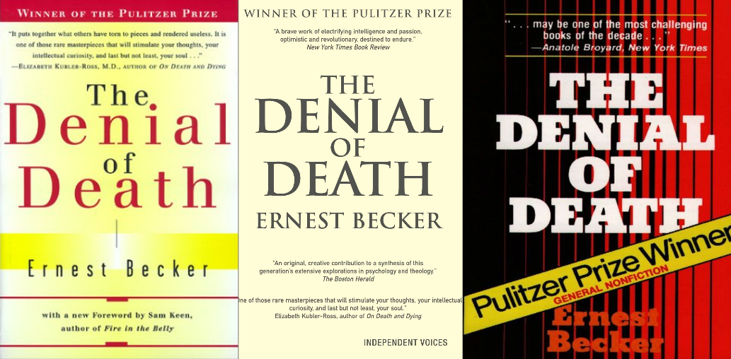 the denial of death thesis sociological critique