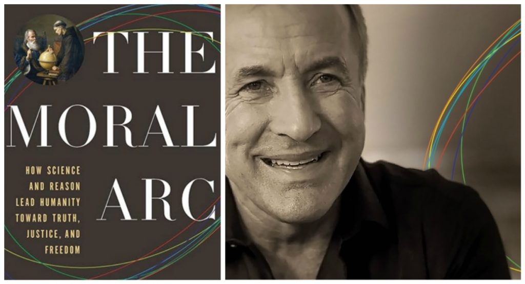 "Book Review: ""The Moral Arc"" by Michael Shermer"