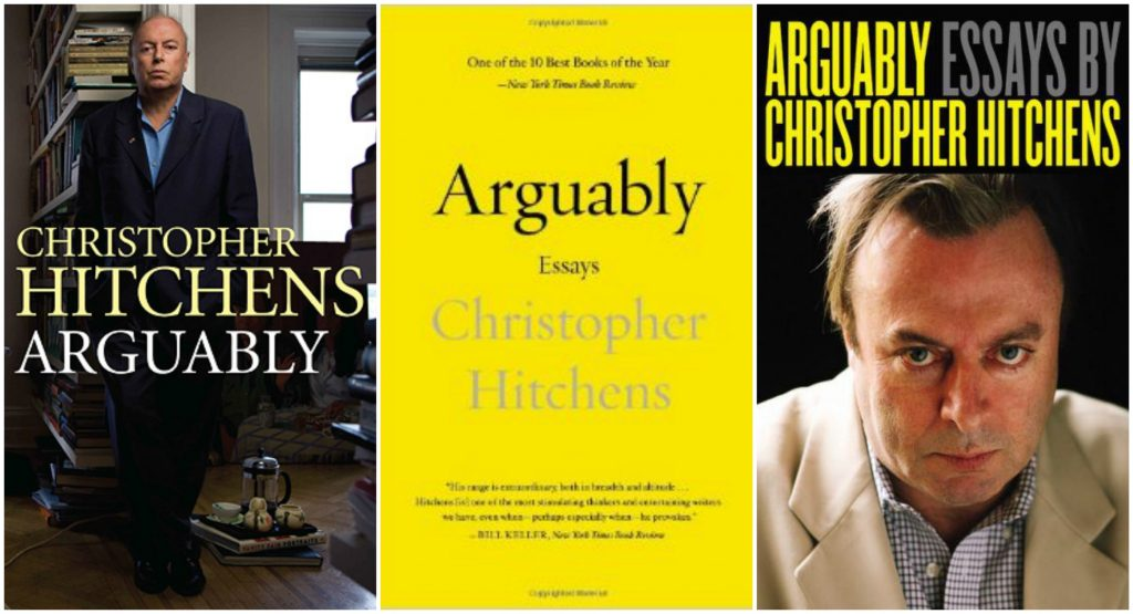 "Book Review: ""Arguably"" by Christopher Hitchens"