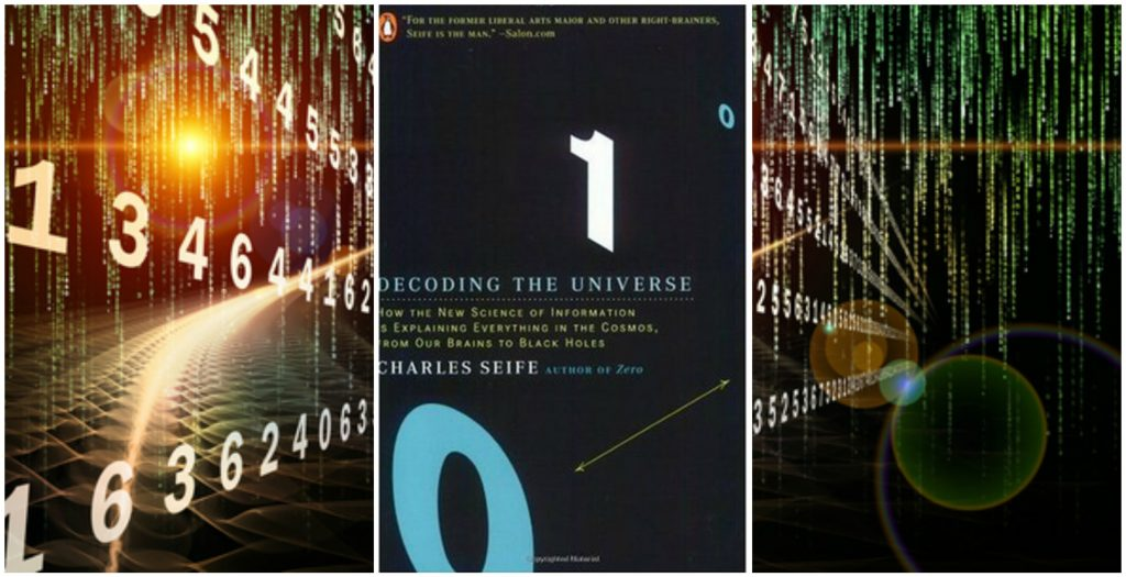 "Book Review: ""Decoding the Universe: The New Science of Information"" by Charles Seife"