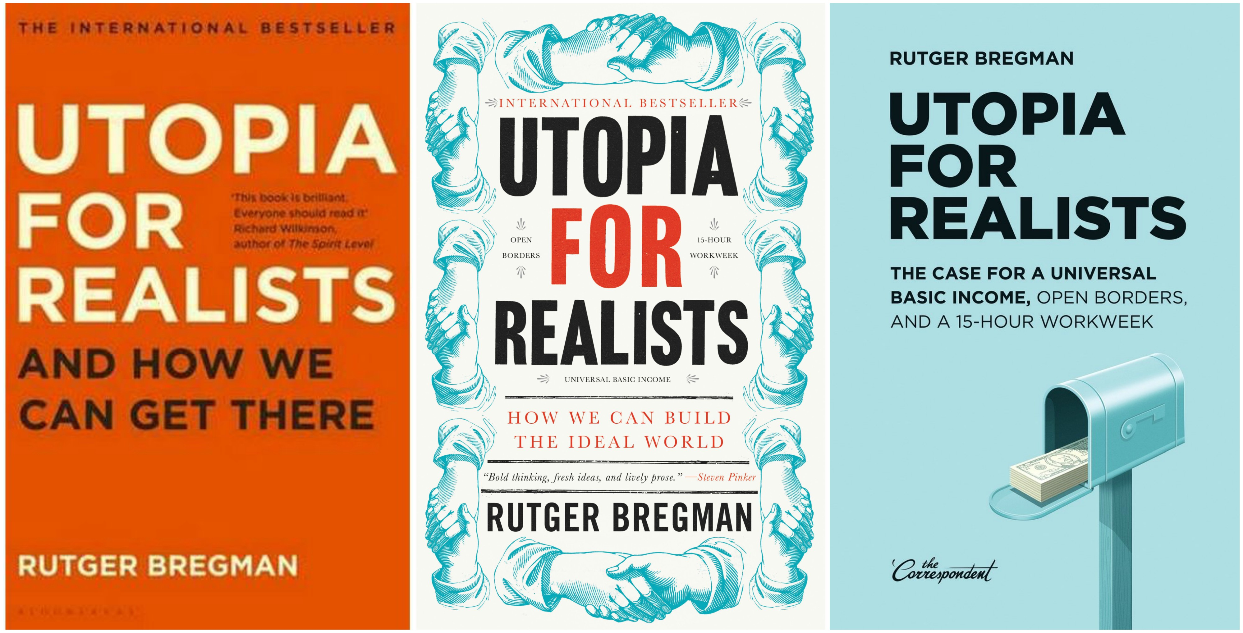 "Review – ""Utopia for Realists: And how we can get there"" by Rutger Bregman"